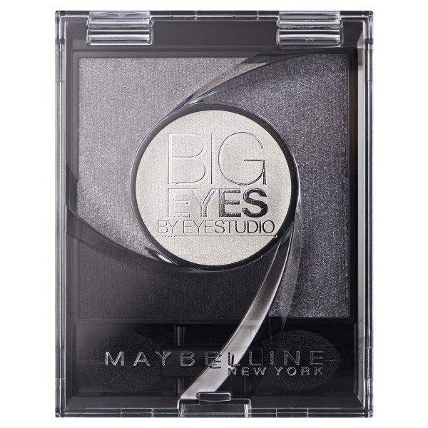 06 Luminous Smoke - Palette d'Ombre à Paupières Big Eyes by Eyestudio de Maybelline New York Gemey Maybelline 8,99€