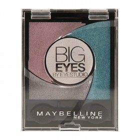 03 Luminous Turquoise - Palette d'Ombre à Paupières Big Eyes by Eyestudio de Maybelline New York Gemey Maybelline 8,99 €