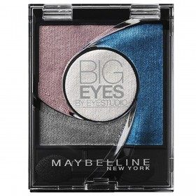 04 Luminous Blue - Palette d'Ombre à Paupières Big Eyes by Eyestudio de Maybelline New York Gemey Maybelline 8,99 €