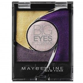 05 Luminous Purple - Palette d'Ombre à Paupières Big Eyes by Eyestudio de Maybelline New York Gemey Maybelline 8,99 €