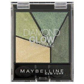 05 Forest Drama - Palette d'Ombre à Paupières Eye Studio Diamond Glow de Gemey-Maybelline Gemey Maybelline 9,99€