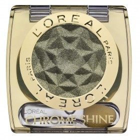 171 Khaki light-footed - Eyeshadow Color Appeal Chrome Shine from L'oréal Paris L'oréal 10,99 €
