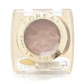 165 Rose Mordoré - Fard à Paupières Color Appeal Chrome Shine de L'Oréal Paris L'Oréal Paris 10,99€