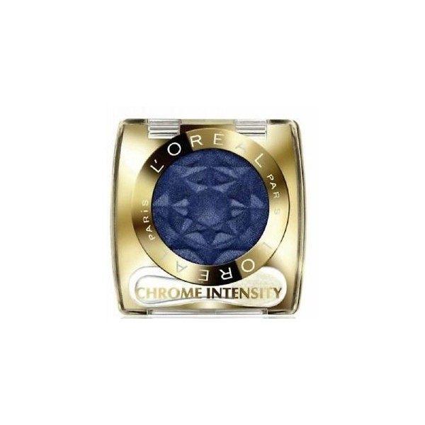 182 Blue Jean - Fard à Paupières Color Appeal Chrome Intensity de L'Oréal Paris L'Oréal 1,99€