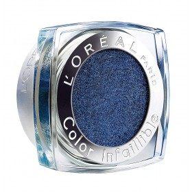 006 All Night Blue - Fard à Paupières La Couleur Infaillible - Color Infaillible 24H de L'Oréal Paris L'Oréal 12,99€