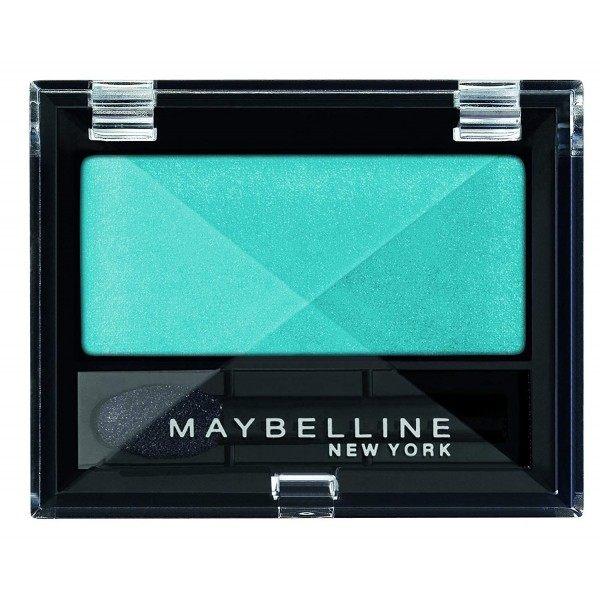 425 Bleu Paradis - Ombre à Paupières EyeStudio Mono Couleur intense de Gemey Maybelline Maybelline 0,99€