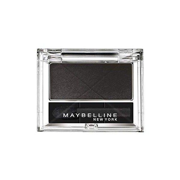 842 Métal Noir - Ombre à Paupières EyeStudio Mono Couleur intense de Gemey Maybelline Maybelline 0,99€