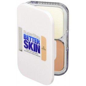 021 Nude / Beige Doré - Fond de Teint Soin Compact Superstay Betterskin Gemey Maybelline Gemey Maybelline 6,99€