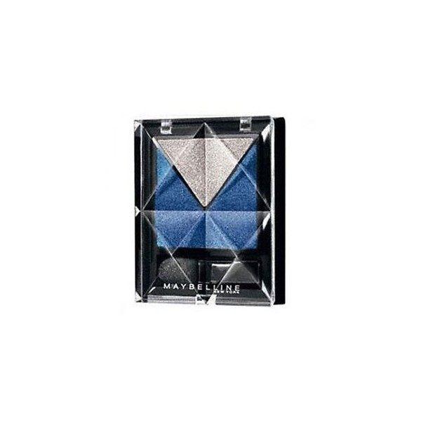 410 Azure Silver eye Shadow EyeStudio Color Explosion Duo Gemey Maybelline Gemey Maybelline 11,99 €