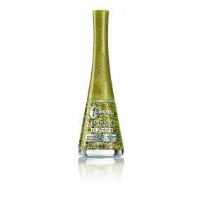 33 Enchanting Potion TOP COAT effect sequins - Nail Polish 1 Second Texture Gel Silicone Bourjois Paris Bourjois Paris...
