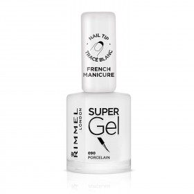 090 Porcelain - Nail Polish Super Gel French Manicure Rimmel London Rimmel London 12,99 €