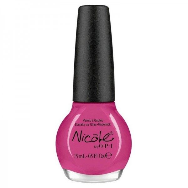 NI 360 Pink Seriously - Vernis à Ongles Nicole by OPI O.P.I 14,99€