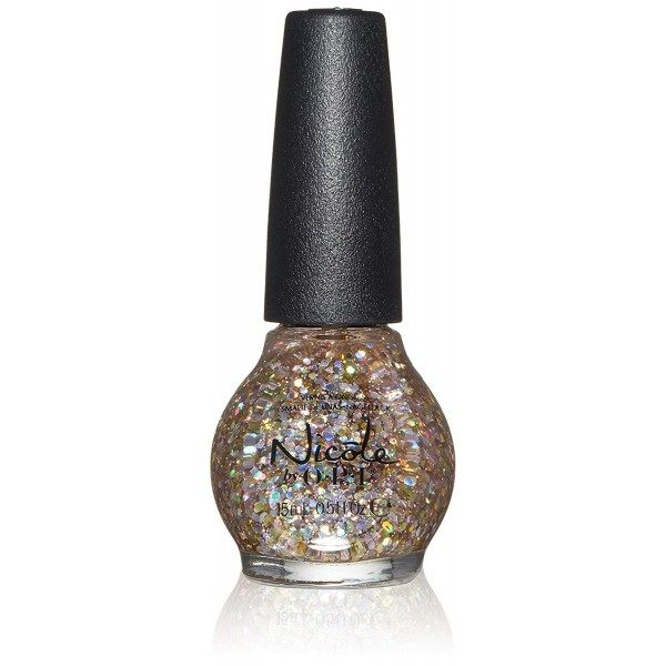 NI U02 Lips Are Dripping Honey TOP COAT - Vernis à Ongles Nicole by OPI O.P.I 14,99€