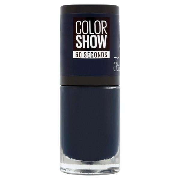 59 Marina Chic - Vernis à Ongles Colorshow 60 Seconds de Gemey-Maybelline Maybelline 1,99 €