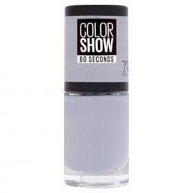 73 Hiria Erre - Iltze Colorshow 60 Segundo Gemey-Maybelline Gemey Maybelline 4,99 €