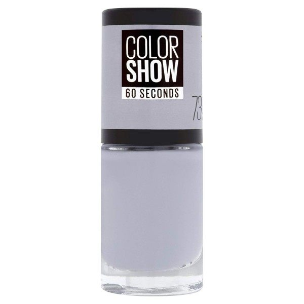 73 City Smoke - Vernis à Ongles Colorshow 60 Seconds de Gemey-Maybelline Maybelline 1,99 €