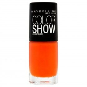 312 Wow Orange - Nail Colorshow 60 Seconds of Gemey-Maybelline Gemey Maybelline 4,99 €