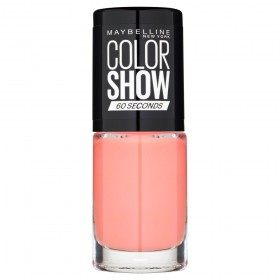 329 Canal Street Coral - Vernis à Ongles Colorshow 60 Seconds de Gemey-Maybelline Gemey Maybelline 4,99€