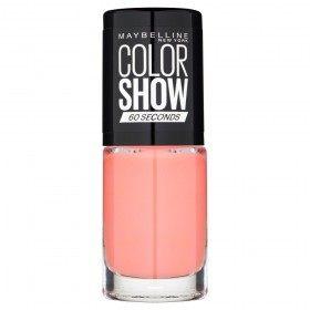 329 Canle Street Coral - unha polaco Colorshow 60 Segundos de Gemey-Maybelline Gemey Maybelline 4,99 €