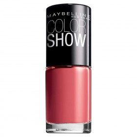 342 Coral Craze - Vernis à Ongles Colorshow 60 Seconds de Gemey-Maybelline Gemey Maybelline 4,99 €