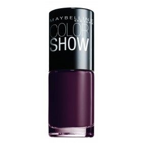 357 Burgundy Kiss - Nail Polish Colorshow 60 Seconds of Gemey-Maybelline Gemey Maybelline 4,99 €