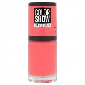 12 Sunset Cosmo - Nail Colorshow 60 Seconds of Gemey-Maybelline Gemey Maybelline 4,99 €