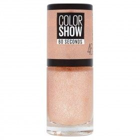 46 Sugar Crystal - Nail Colorshow 60 Seconds of Gemey-Maybelline Gemey Maybelline 4,99 €