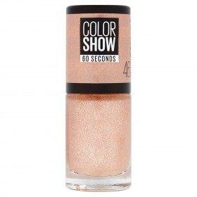 46 Sugar Crystal - Vernis à Ongles Colorshow 60 Seconds de Gemey-Maybelline Gemey Maybelline 4,99€