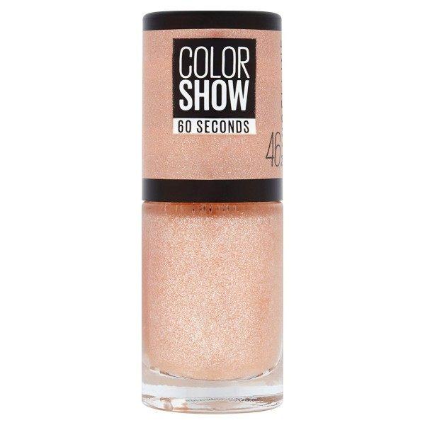 46 Sugar Crystal - Vernis à Ongles Colorshow 60 Seconds de Gemey-Maybelline Gemey Maybelline 2,49€