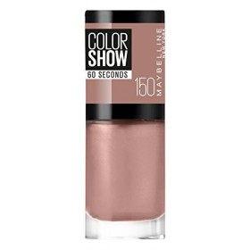 150 Mauve Kiss - Nagellak Colorshow 60 Seconden van Gemey-Maybelline Gemey Maybelline 4,99 €