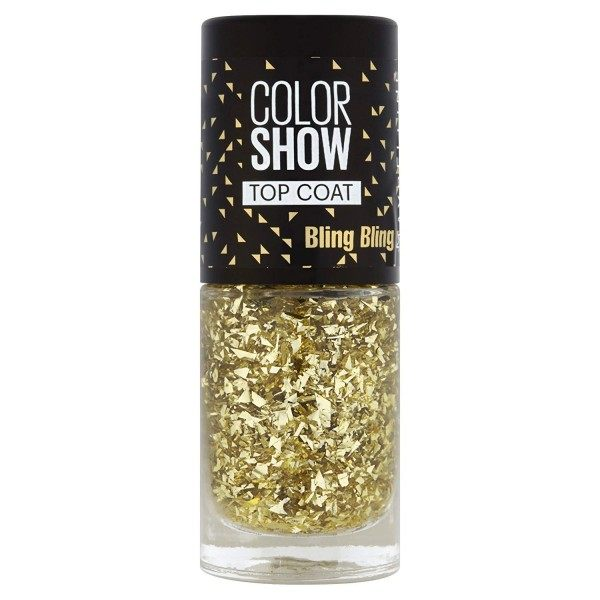 95 BLING BLING Top Coat - Vernis à Ongles Colorshow 60 Seconds de Gemey-Maybelline Maybelline 2,49 €