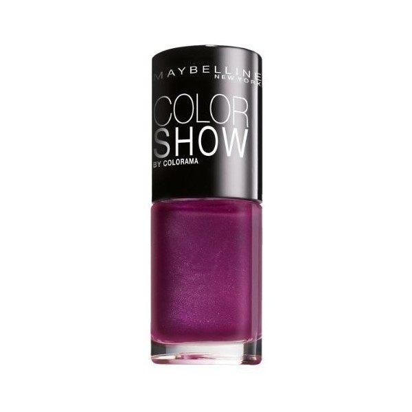 553 Purple Gem - Vernis à Ongles Colorshow 60 Seconds de Gemey-Maybelline Maybelline 1,99€