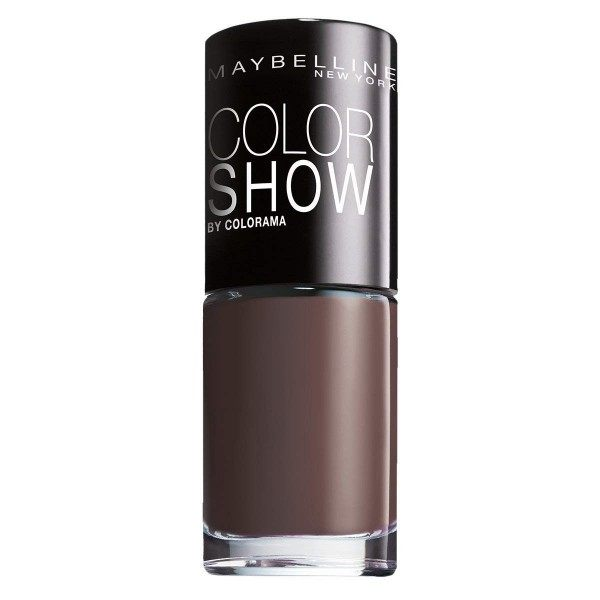 549 Midnight Taupe - Vernis à Ongles Colorshow 60 Seconds de Gemey-Maybelline Maybelline 1,99€