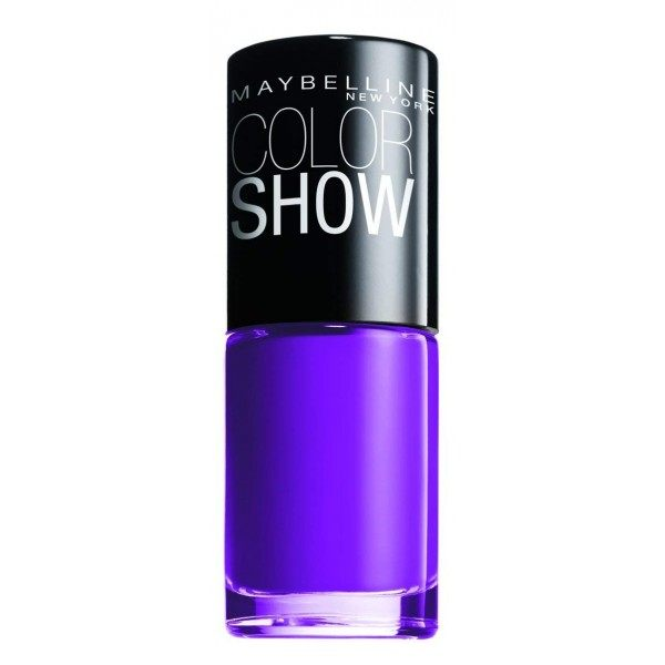 554 Lavender Lies - Vernis à Ongles Colorshow 60 Seconds de Gemey-Maybelline Gemey Maybelline 4,99€