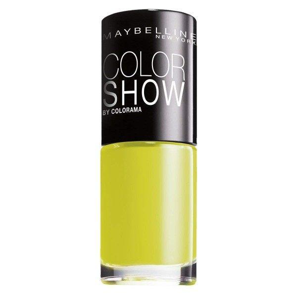 754 Pow Green - Vernis à Ongles Colorshow 60 Seconds de Gemey-Maybelline Gemey Maybelline 4,99€