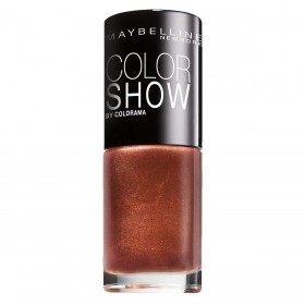 465 Brick Shimmer - Nail Polish Colorshow 60 Seconds of Gemey-Maybelline Gemey Maybelline 4,99 €