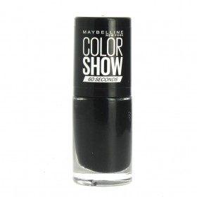 677 Blackout - Nagellack Colorshow 60 Sekunden in der presse / pressemitteilungen-Maybelline presse / pressemitteilungen