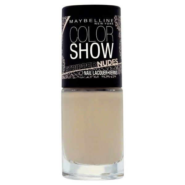 225 Bare IT All - Vernis à Ongles Colorshow 60 Seconds de Gemey-Maybelline Maybelline 2,99€