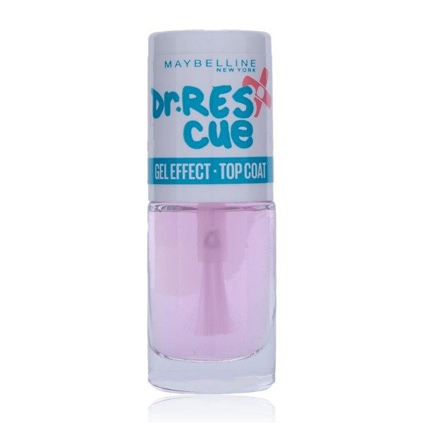 Dr Rescue Top Coat Gel Effect - Vernis à Ongles Colorshow 60 Seconds de Gemey-Maybelline Maybelline 2,99 €