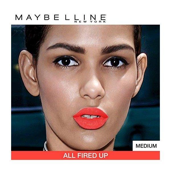 687 All Fired Up - Rouge à lèvre MATTE Maybelline Color Sensational Maybelline 1,99€