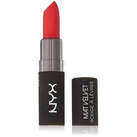 11 Blood Love - Rouge à Lèvres MAT VELVET NYX NYX 7,99€