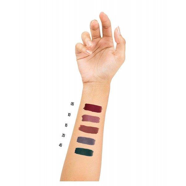 05 Grausam Ruby - Powder MATTE - ULTRA - MATTE Rote lippe presse / pressemitteilungen Maybelline Color Sensational presse /