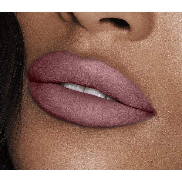 10 Nocturnal Rose - Powder MATTE - ULTRA MAT - Rouge à lèvre Gemey Maybelline Color Sensational Maybelline 2,49€