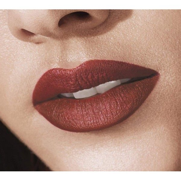15 Smoky Taupe - Powder MATTE - ULTRA MAT - Rouge à lèvre Gemey Maybelline Color Sensational Maybelline 2,49€
