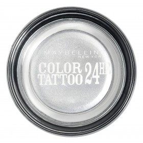 50 Eternal Silver - Color Tattoo 24h Gel-Lidschatten in Creme-presse / pressemitteilungen Maybelline presse /