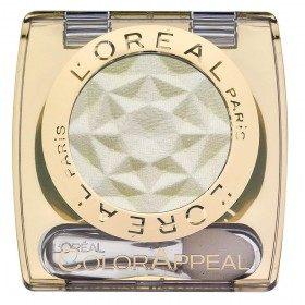 10 Vrai Blanc - Fard à Paupières Color Appeal Chrome Shine de L'Oréal Paris L'Oréal Paris 10,99€