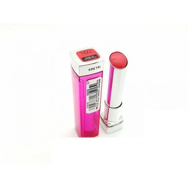 160 Rose Of Attraction - Rouge à lèvre Color Whisper de Color Sensational Gemey-Maybelline Maybelline 0,99€