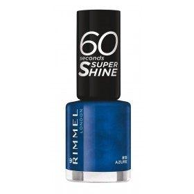 815 Azure - Nail Polish 60 Seconds Super shine Held 10 Days Rimmel London Rimmel London 9,99 €