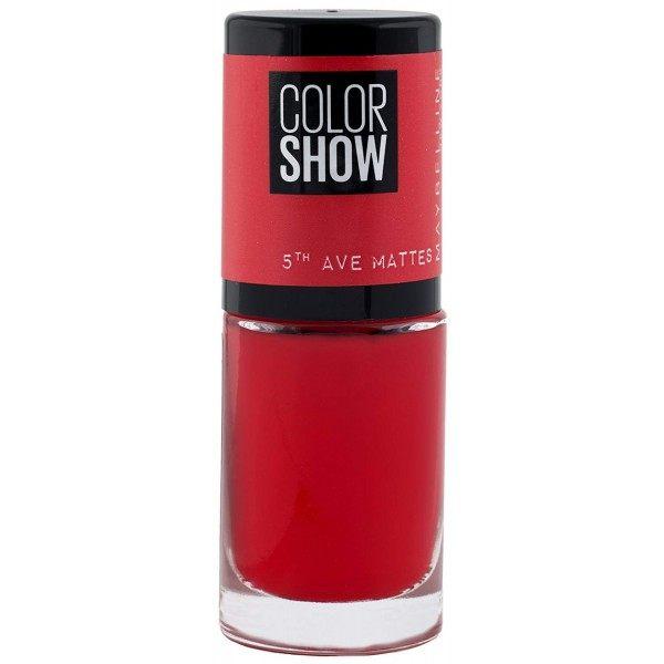 455 Traffic Stop - Vernis à Ongles Colorshow 60 Seconds de Gemey-Maybelline Maybelline 1,99€