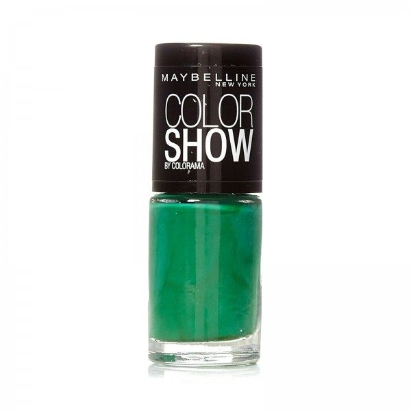 217 Tenacious Teal - Vernis à Ongles Colorshow 60 Seconds de Gemey-Maybelline Gemey Maybelline 4,99 €